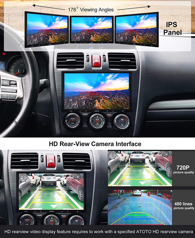 L'autoradio Android Atoto F7 Pro