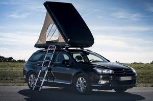 Avis tente de toit voiture NaitUp Hussarde Duo
